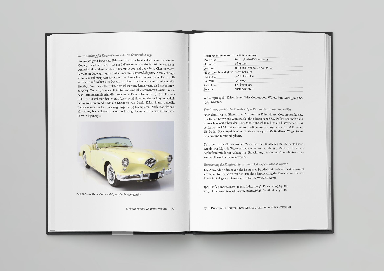 Edition Olms Schulze Wertermittlung klassische Kraftfahrzeuge