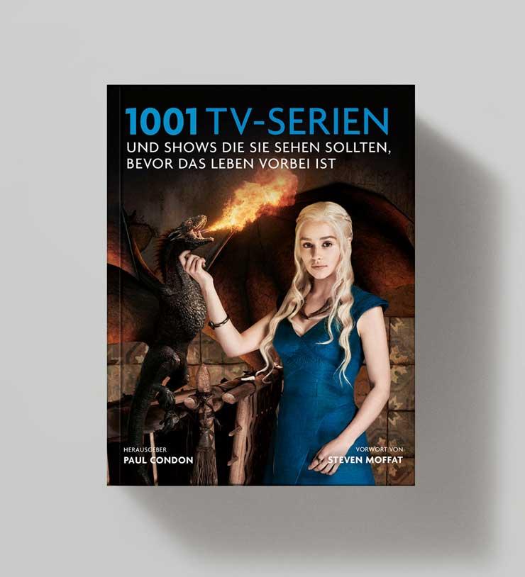 1001 TV-Serien die Sie sehen sollten, bevor das Leben vorbei ist