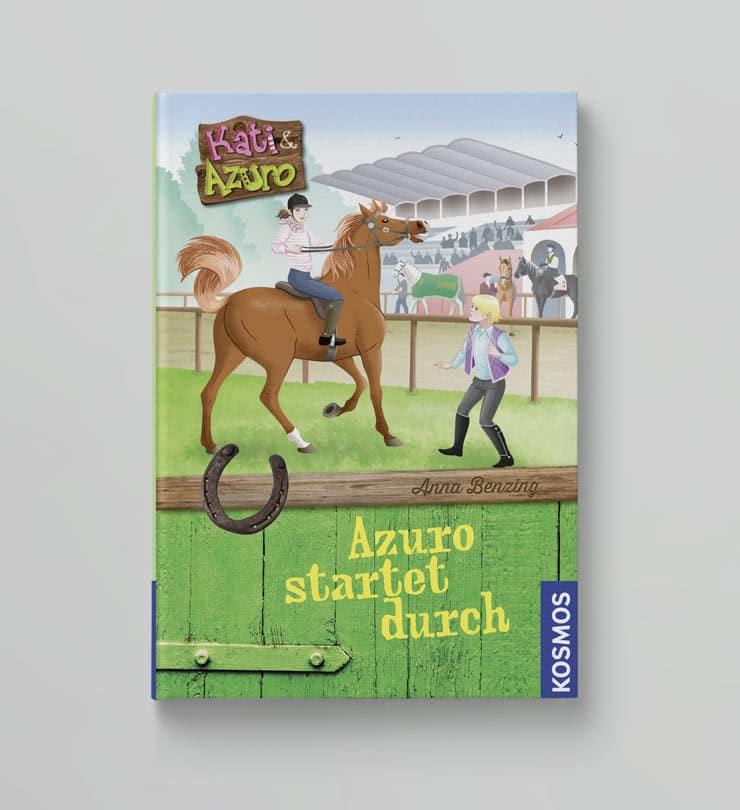 Kati & Azuro – Azuro startet durch