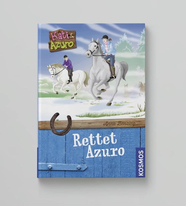 Kati & Azuro – Rettet Azuro