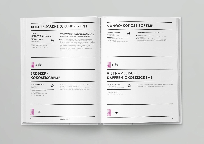 Phaidon Kitchenshelf Übersetzung, Lektorat und Satz der deutschen Ausgabe