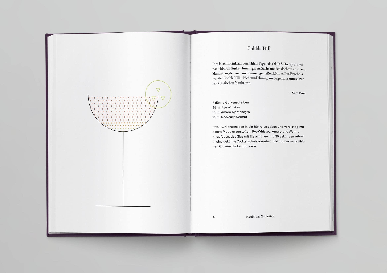 Petraske Phaidon Cocktails Übersetzung, Lektorat und Satz der deutschen Ausgabe