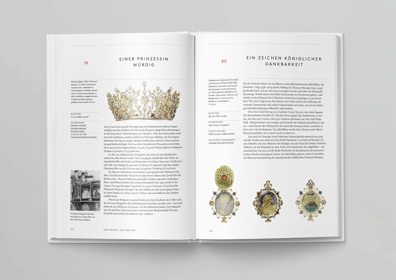 Phaidon Going Once Übersetzung, Lektorat und Satz der deutschen Ausgabe