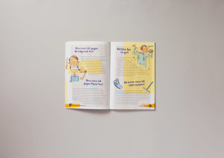 Absolute Jungensache 99 Fragen & Antworten für Jungs Ravensburger Innenseiten-01