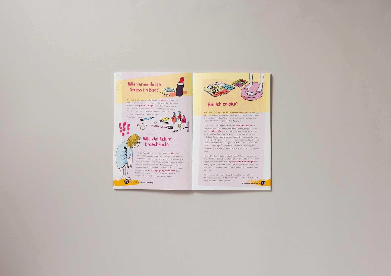 Absolute Mädchensache 99 Fragen & Antworten für Mädchen Ravensburger Innenseiten-02