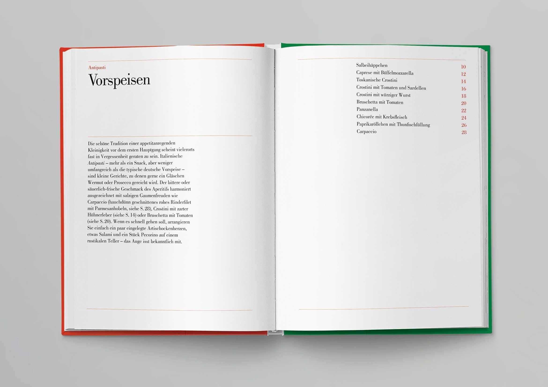 Der Silberlöffel Schnell und Einfach: Italienische Küche Phaidon Innenseiten-01
