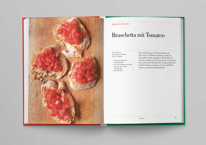 Der Silberlöffel Schnell und Einfach: Italienische Küche Phaidon Innenseiten-02
