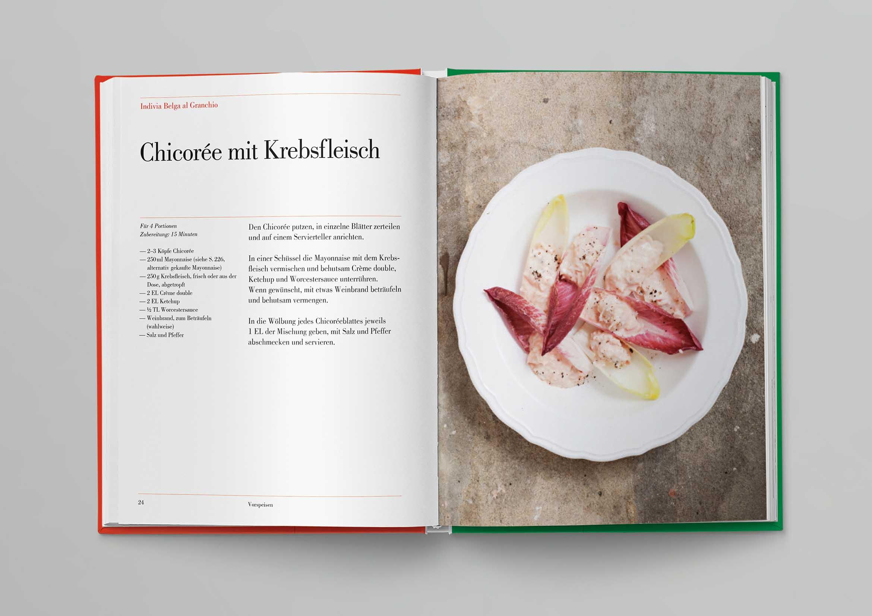 Der Silberlöffel Schnell und Einfach: Italienische Küche Phaidon Innenseiten-03