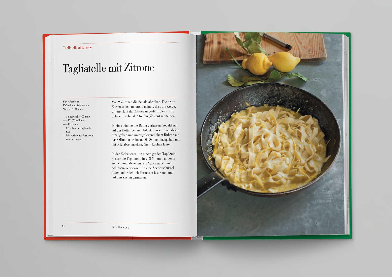Der Silberlöffel Schnell und Einfach: Italienische Küche Phaidon Innenseiten-04