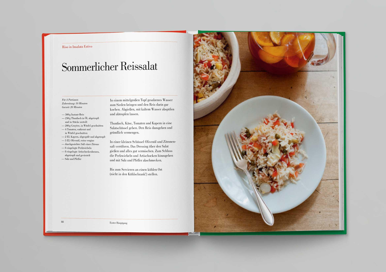 Der Silberlöffel Schnell und Einfach: Italienische Küche Phaidon Innenseiten-05