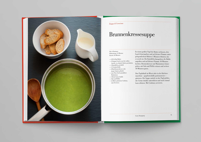 Der Silberlöffel Schnell und Einfach: Italienische Küche Phaidon Innenseiten-06