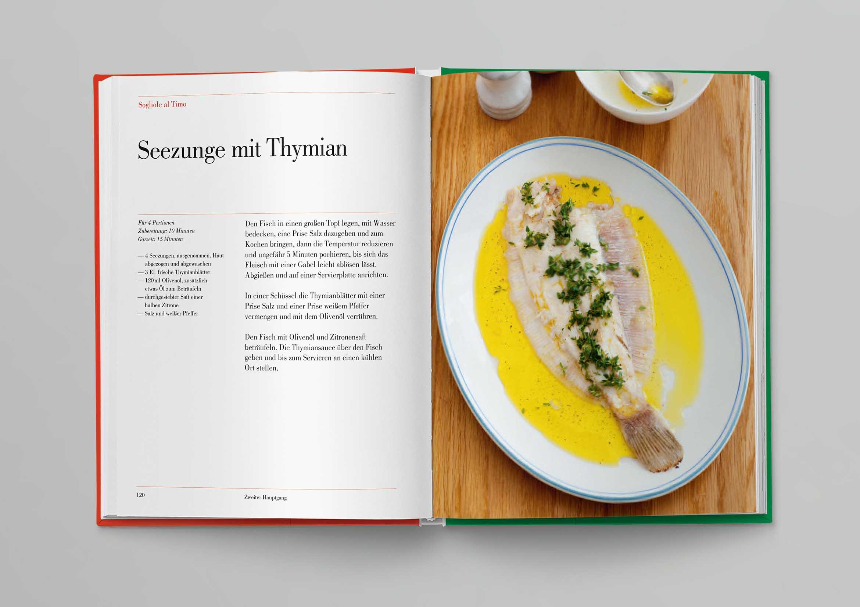 Der Silberlöffel Schnell und Einfach: Italienische Küche Phaidon Innenseiten-08