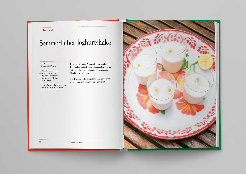 Der Silberlöffel Schnell und Einfach: Italienische Küche Phaidon Innenseiten-10