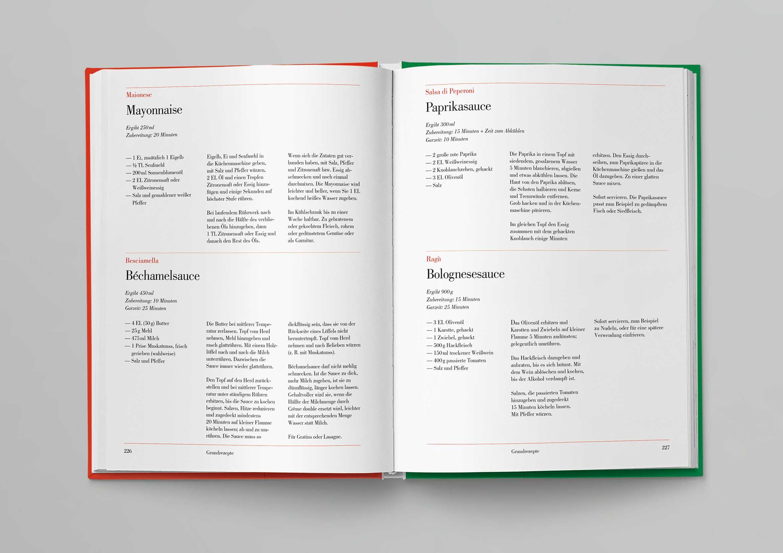 Der Silberlöffel Schnell und Einfach: Italienische Küche Phaidon Innenseiten-12