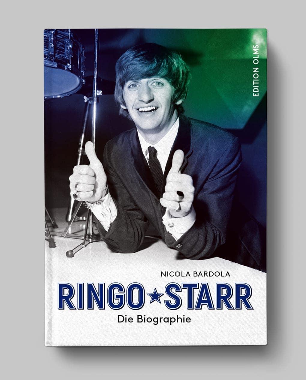 Ringo Star<br>Die Biografie