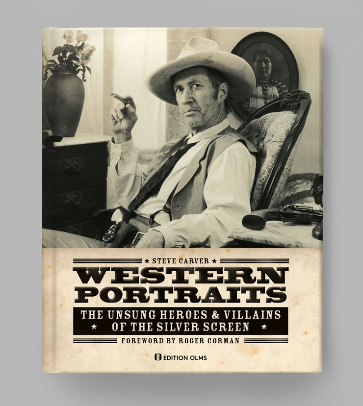 Western Portraits Of Great Character Actors