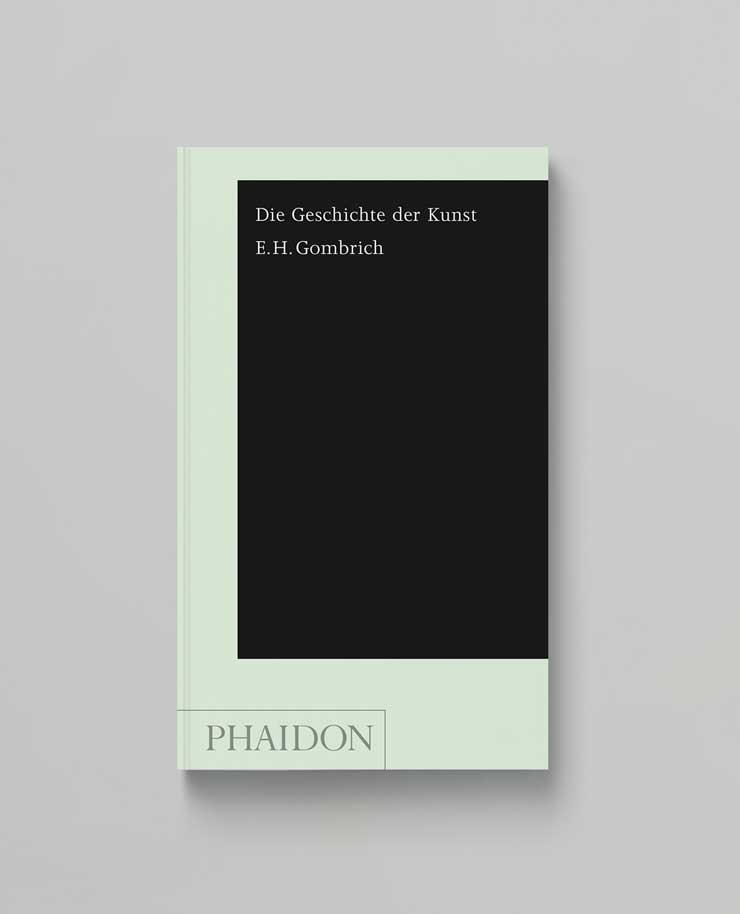 E. H. Gombrich <br>Die Geschichte <br>der Kunst <br>Kleine Ausgabe