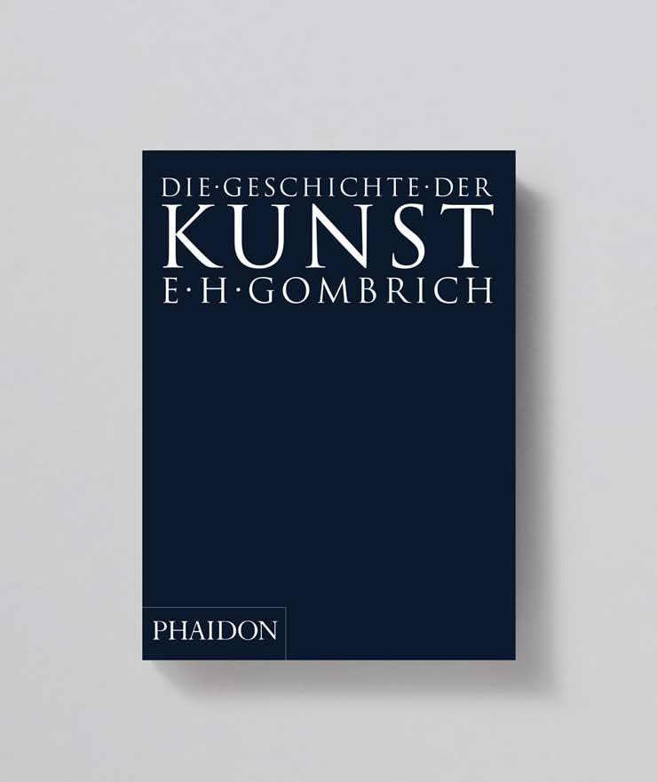 E. H. GombrichDie Geschichte der Kunst