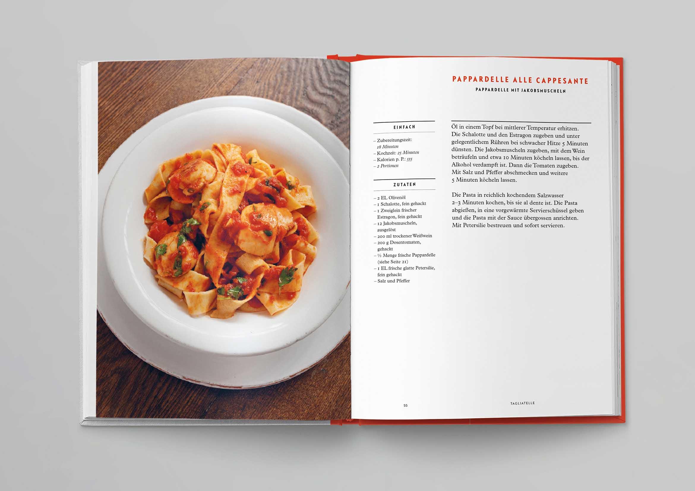 Italienische Kochschule Pasta Die Silberlöffel Küche Phaidon Innenseiten-03