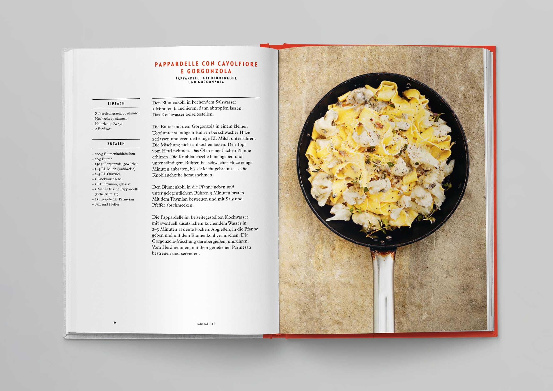 Italienische Kochschule Pasta Die Silberlöffel Küche Phaidon Innenseiten-04