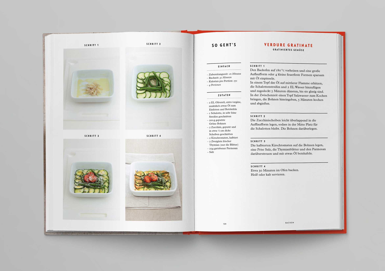 Italienische Kochschule Gemüse Die Silberlöffel Küche Phaidon Innenseiten-01
