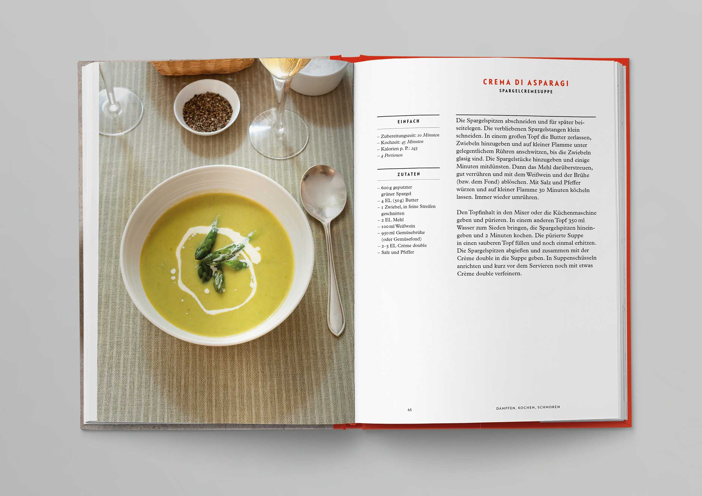 Italienische Kochschule Gemüse Die Silberlöffel Küche Phaidon Innenseiten-05