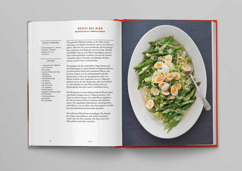 Italienische Kochschule Gemüse Die Silberlöffel Küche Phaidon Innenseiten-06