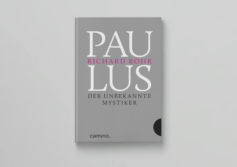 Katholisches Bibelwerk Camino Gesamtgestaltung Cover und Innen