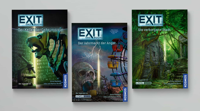 Kosmos_Exit_Buecher