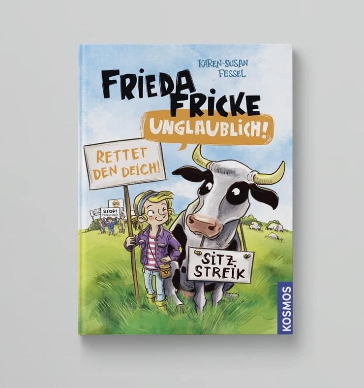 Frieda Fricke Unglaublich!