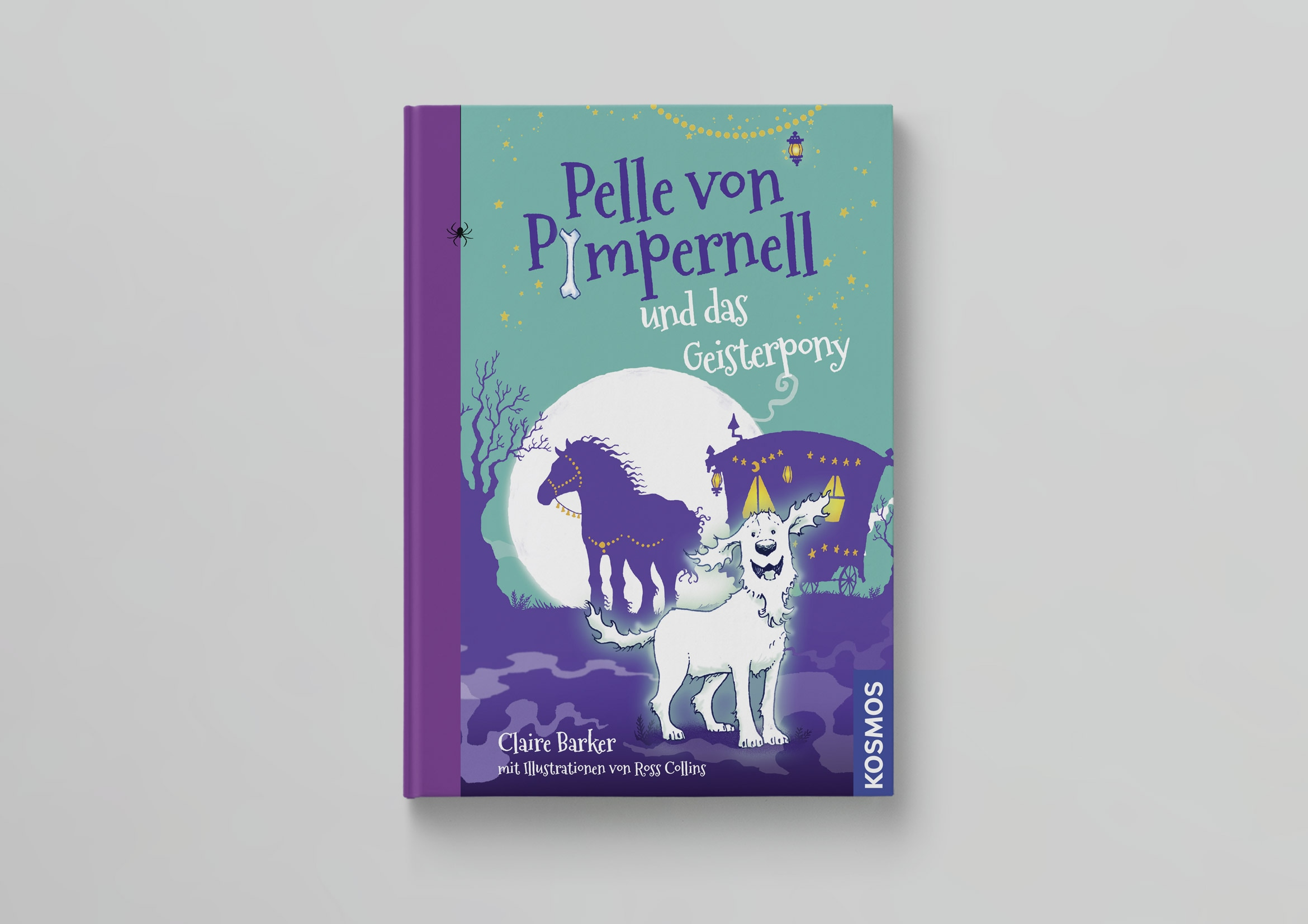 Kosmos Barker Pelle Pimpernell Geisterpony