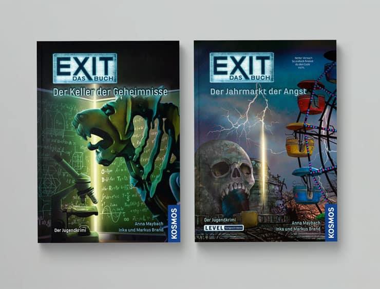 EXIT – Das Buch