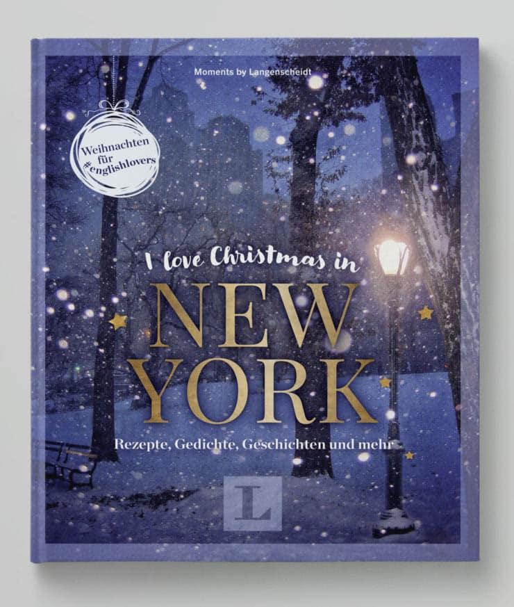 I love Christmas in New York