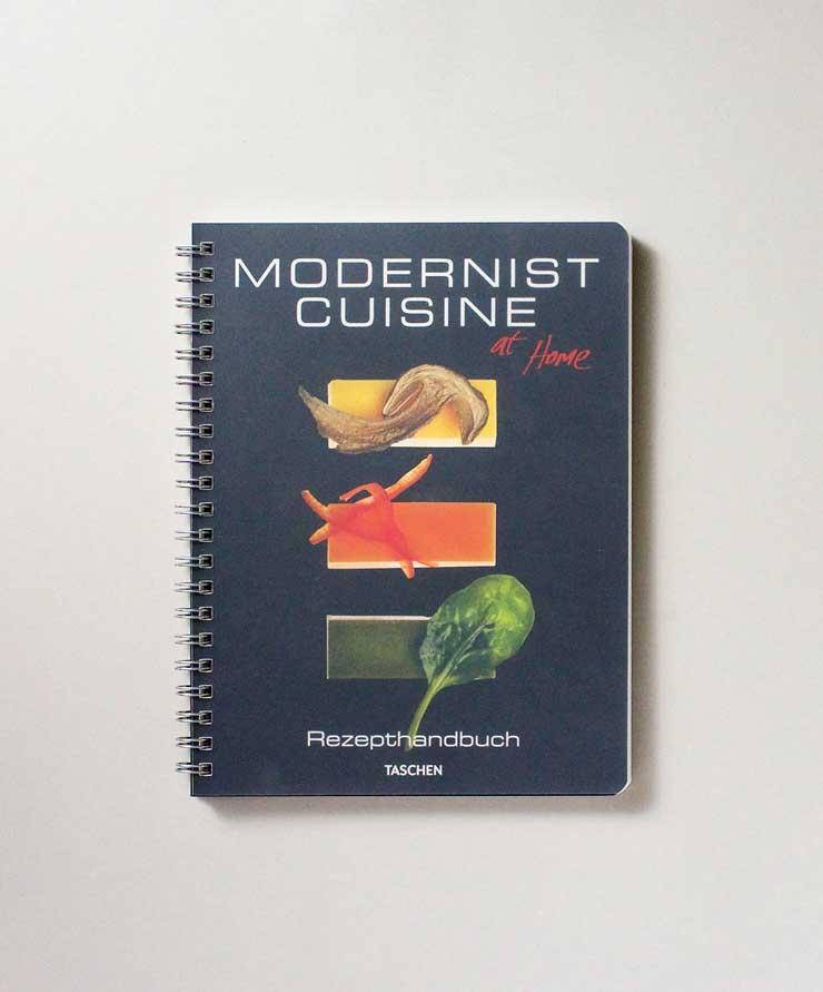 Modernist Cuisine Rezepthandbuch