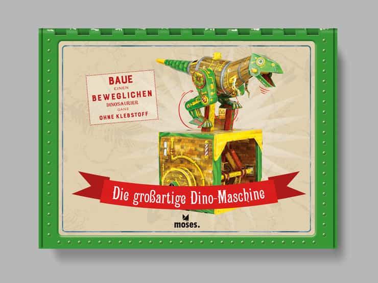Die großartige Dino-Maschine