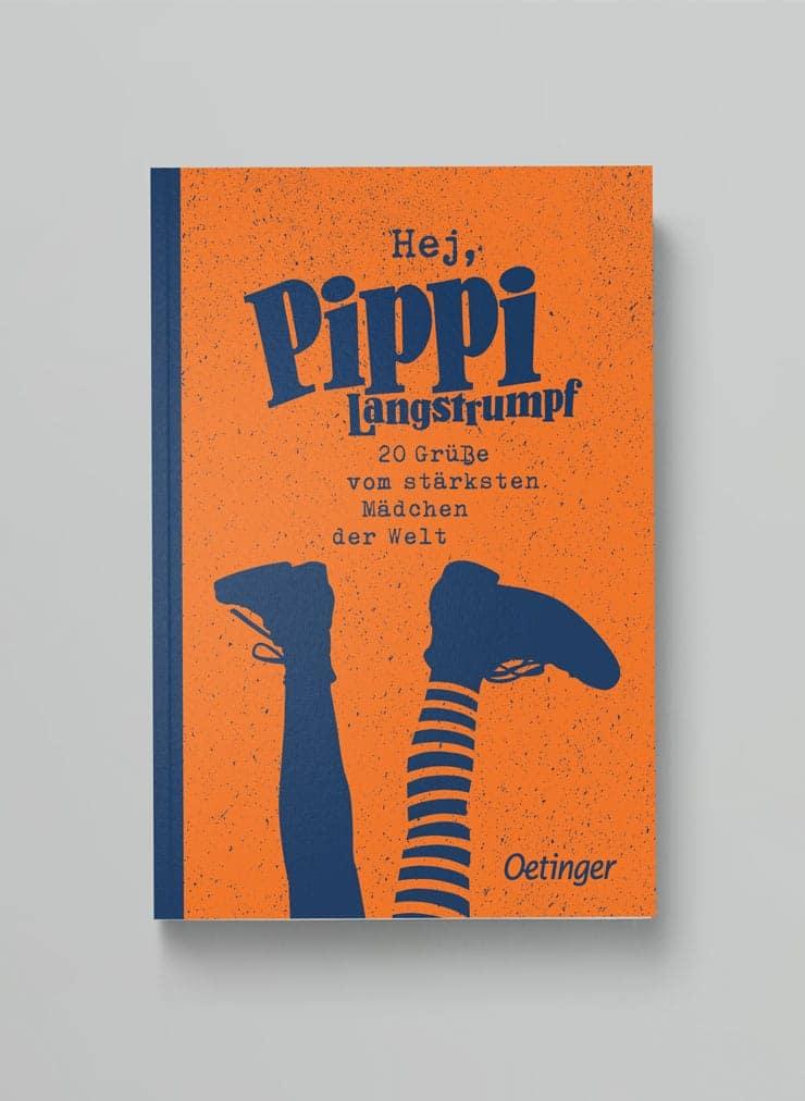 Hej, Pippi Langstrumpf<br>20 Grüße vom stärksten Mädchen der Welt