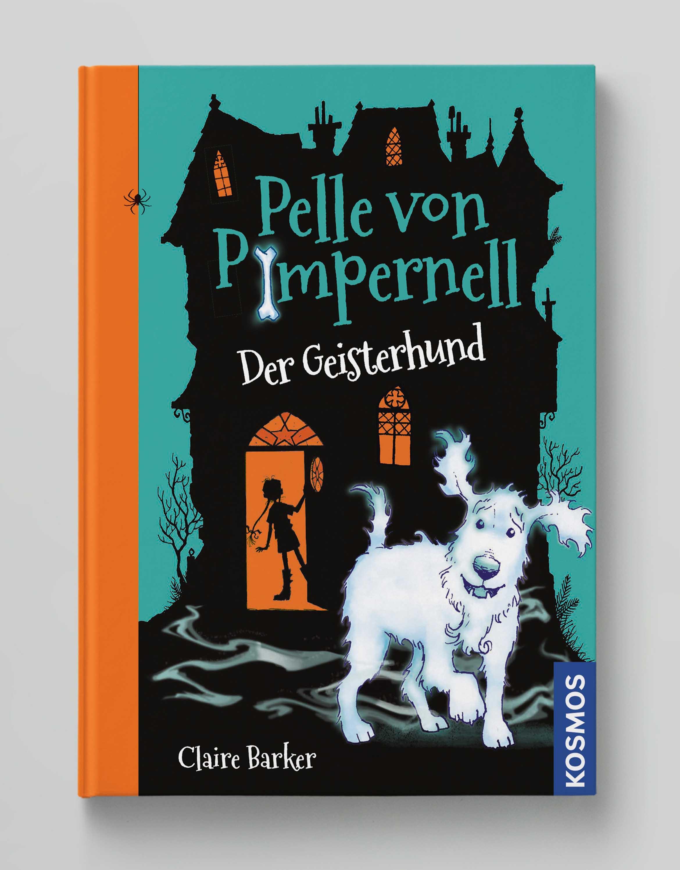 Pelle von Pimpernell Der Geisterhund Kosmos Cover