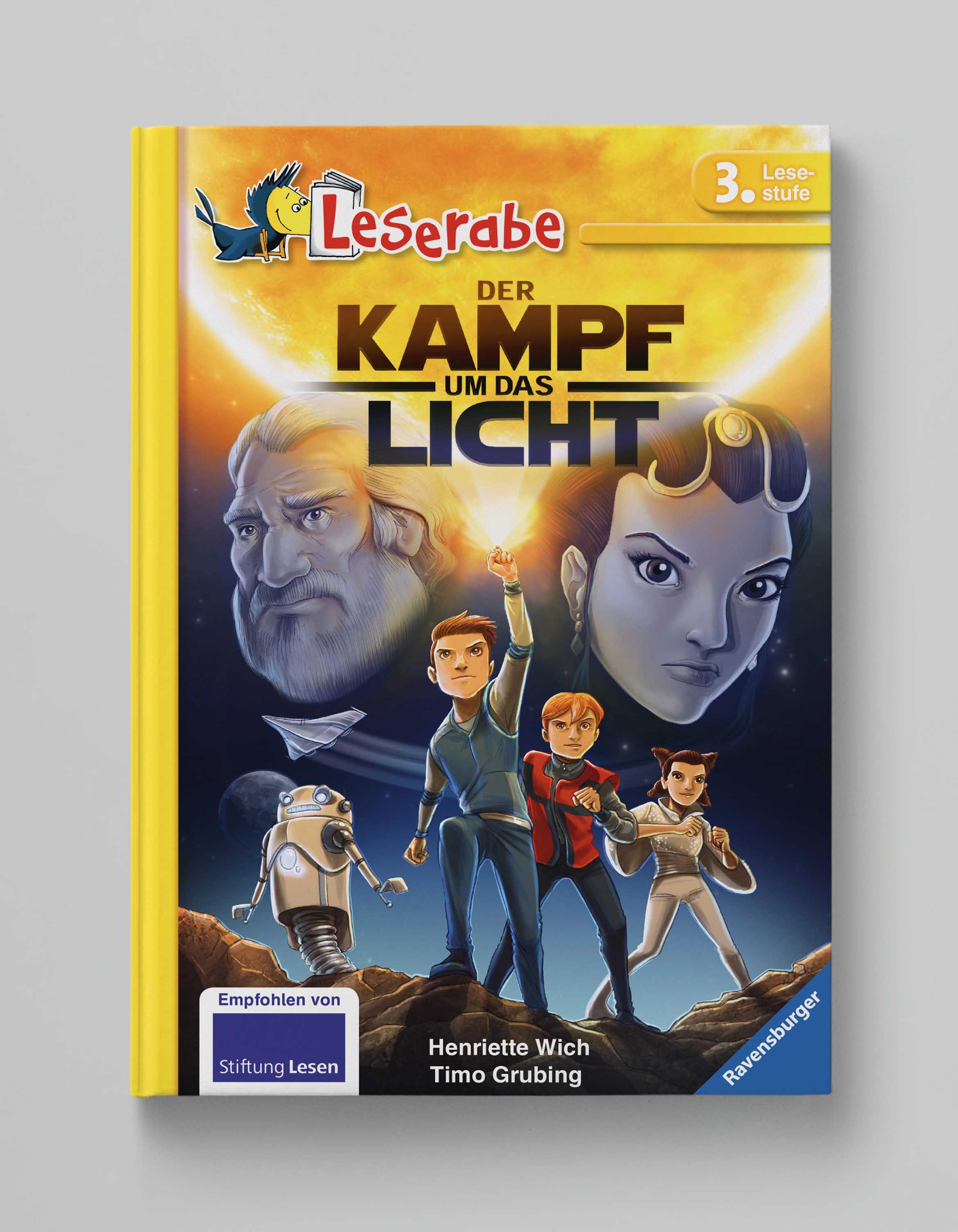 Der Kampf um das Licht Cover