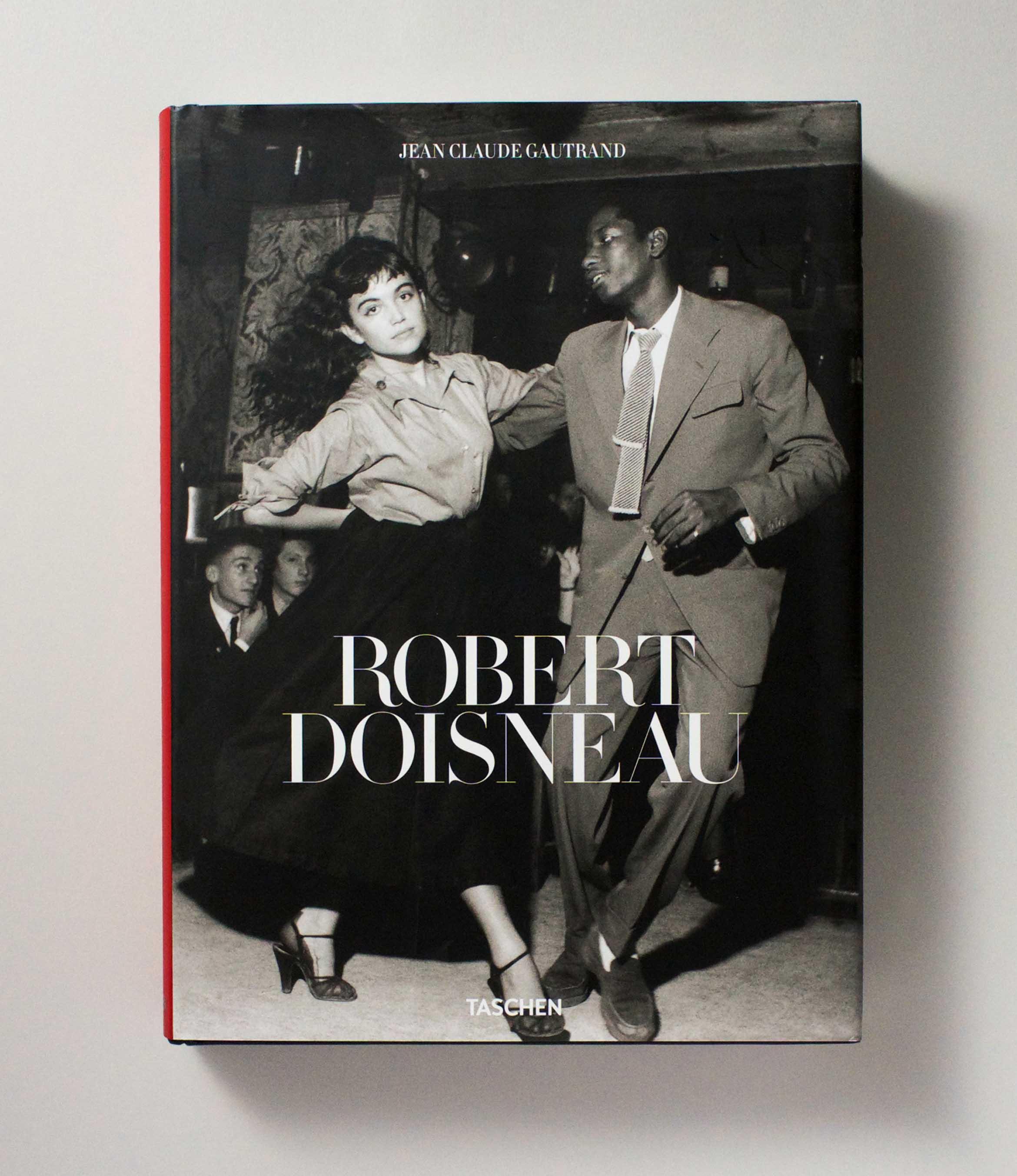 Robert Doisneau Taschen Cover