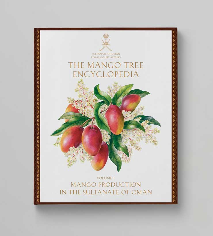 The Mango Tree Encyclo­pedia English Luxury Edition